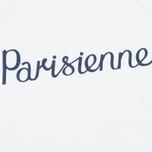 Женская толстовка Maison Kitsune Parisienne White фото- 2