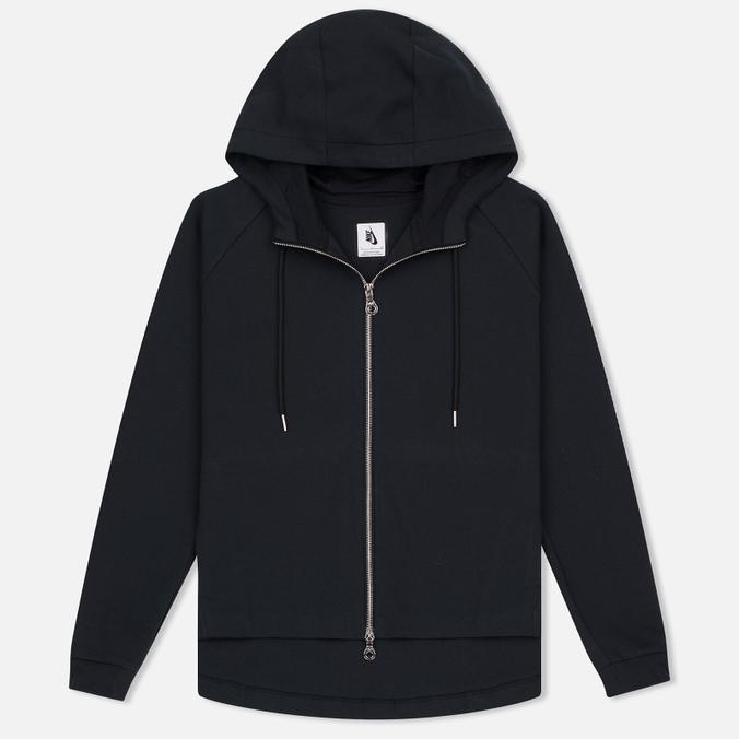 42509b11 Женская толстовка Nike Essentials Tech Fleece Black/Dust 824088-010