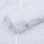 Женская толстовка Nike Tech Fleece Full Zip Birch Heather/White фото- 3
