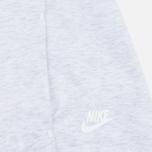 Женская толстовка Nike Tech Fleece Full Zip Birch Heather/White фото- 4