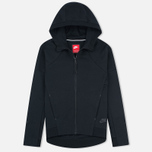 Женская толстовка Nike Tech Fleece Full Zip Black фото- 0