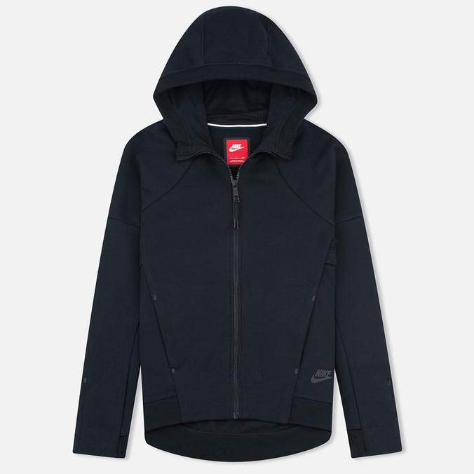 Женская толстовка Nike Tech Fleece Full Zip Black