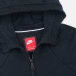 Женская толстовка Nike Tech Fleece Full Zip Black фото- 1