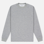 Женская толстовка Norse Projects Liva Light Grey Melange фото- 0