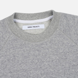 Женская толстовка Norse Projects Liva Light Grey Melange фото- 1