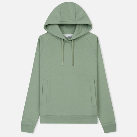 Женская толстовка Norse Projects Olivia Hood Sweat Pale Jade