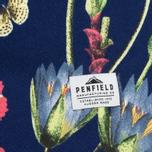 Женская толстовка Penfield Belmont Botanical Navy фото- 3