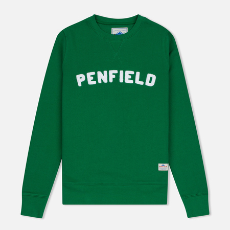 Penfield Brookport Women's Sweatshirt Green/White