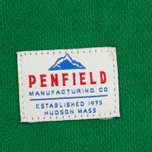Женская толстовка Penfield Brookport Green/White фото- 3