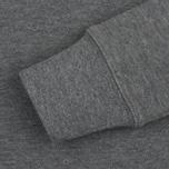 Женская толстовка Penfield Brookport Grey/Black фото- 2