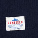 Женская толстовка Penfield Brookport Navy/White фото- 3