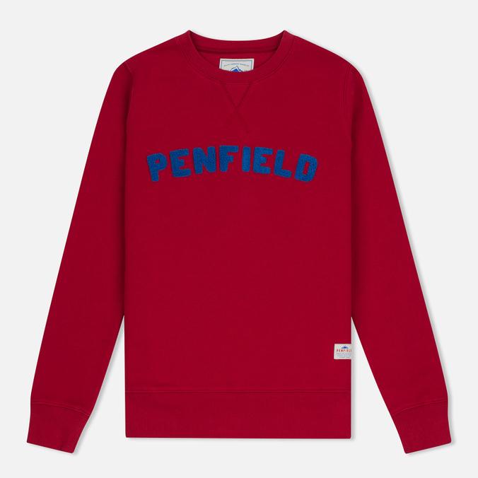 Женская толстовка Penfield Brookport Red/Blue