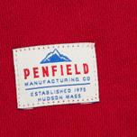 Женская толстовка Penfield Brookport Red/Blue фото- 3