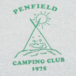 Женская толстовка Penfield Camping Club Crew Neck Grey фото- 2