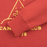 Женская толстовка Penfield Camping Club Crew Neck Red фото- 3