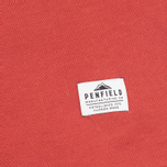 Женская толстовка Penfield Camping Club Crew Neck Red фото- 4