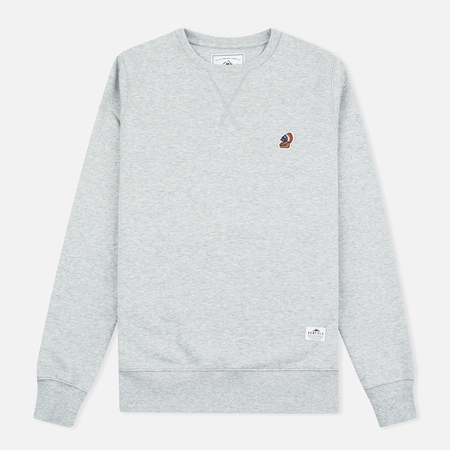 Penfield Honaw Crew Neck Women's Sweatshirt Grey