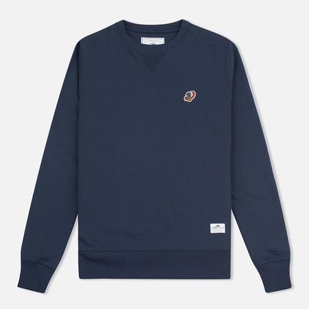 Penfield Honaw Crew Neck Women's Sweatshirt Navy