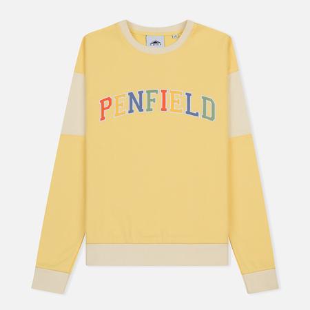 Женская толстовка Penfield Thayer Sunshine Yellow
