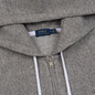 Женская толстовка Polo Ralph Lauren Fleece Full-Zip Hoodie Dark Vintage Heather фото - 1
