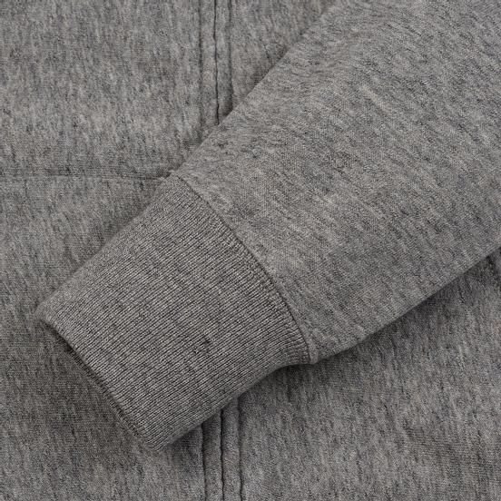 Женская толстовка Polo Ralph Lauren Fleece Full-Zip Hoodie Dark Vintage Heather