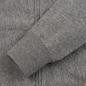 Женская толстовка Polo Ralph Lauren Fleece Full-Zip Hoodie Dark Vintage Heather фото - 3