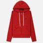 Женская толстовка Polo Ralph Lauren Fleece Full-Zip Hoodie Red фото - 0