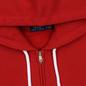 Женская толстовка Polo Ralph Lauren Fleece Full-Zip Hoodie Red фото - 1