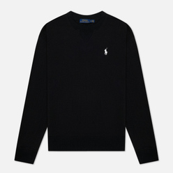 Женская толстовка Polo Ralph Lauren Polo Pony Mini Logo Featherweight Fleece Black