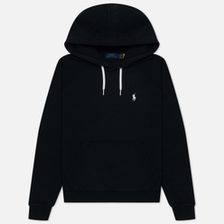 Женская толстовка Polo Ralph Lauren Polo Pony Mini Logo Hoodie Black