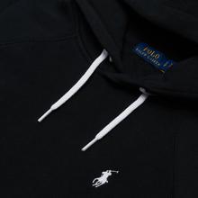 Женская толстовка Polo Ralph Lauren Polo Pony Mini Logo Hoodie Black фото- 2