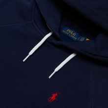 Женская толстовка Polo Ralph Lauren Polo Pony Mini Logo Hoodie Cruise Navy фото- 4