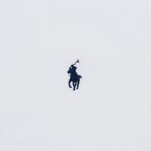 Женская толстовка Polo Ralph Lauren Polo Pony Mini Logo Hoodie White фото- 2