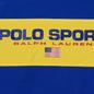 Женская толстовка Polo Ralph Lauren Polo Sport Relaxed Hoodie Sapphire Star фото - 1