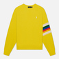 Женская толстовка Polo Ralph Lauren Rainbow Trim Lightweight Seasonal Fleece Lemon Crush фото - 0