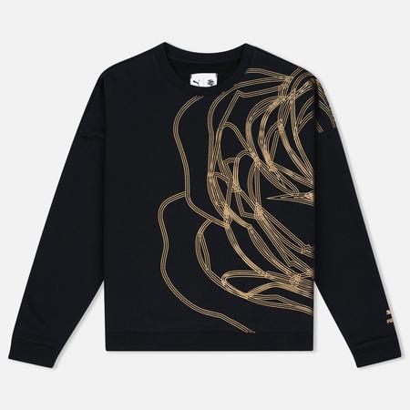 Puma x Careaux Crew Women's Sweatshirt Black