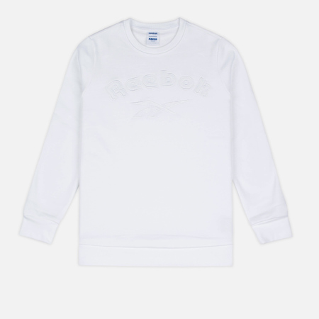Reebok x Naked Crew Neck Women's Sweatshirt White