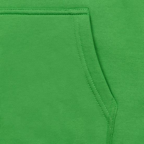 Женская толстовка Stussy Basic Logo Hoodie Kelly