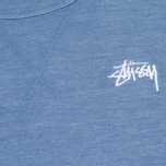 Stussy Military Women's Sweatshirt Blue photo- 2