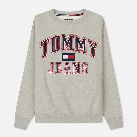 Женская толстовка Tommy Jeans 90's CN Grey Marl