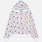 Женская толстовка Tommy Jeans All Over Print Hoodie Classic White/Stencil фото - 0