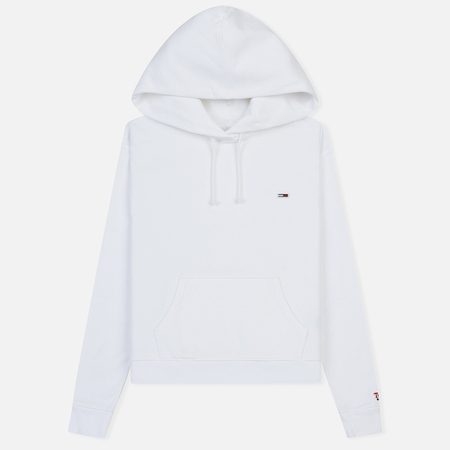 Женская толстовка Tommy Jeans Classic Hoodie Classic White
