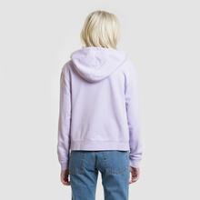 Женская толстовка Tommy Jeans Classic Hoodie Pastel Lilac фото- 3
