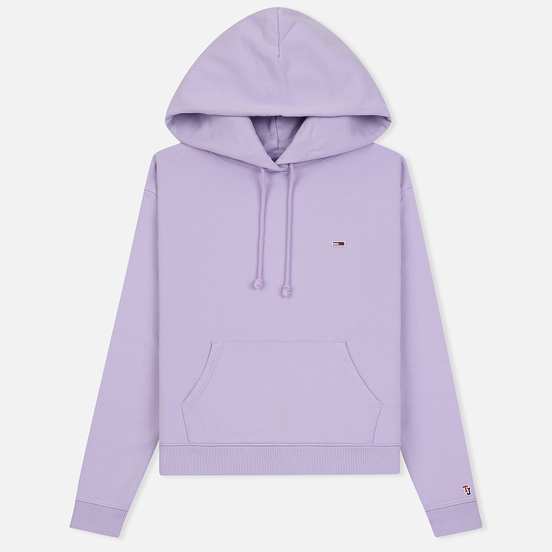 Женская толстовка Tommy Jeans Classic Hoodie Pastel Lilac