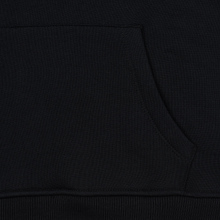 Женская толстовка Tommy Jeans Clean Linear Logo Hoodie Black фото- 3