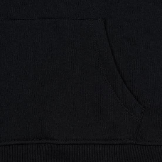 Женская толстовка Tommy Jeans Clean Linear Logo Hoodie Black