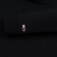 Женская толстовка Tommy Jeans Clean Linear Logo Hoodie Black фото- 4