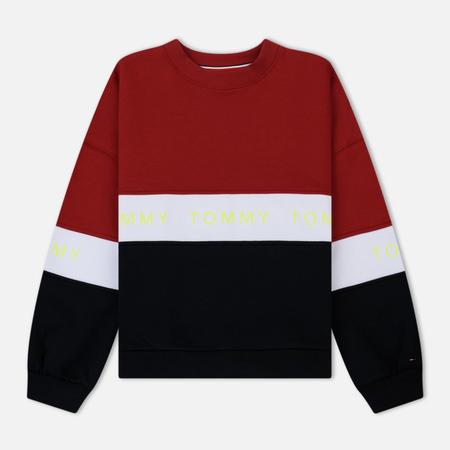 Женская толстовка Tommy Jeans Color Block Black/Multi