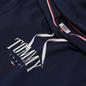 Женская толстовка Tommy Jeans Essential Logo Hoodie Twilight Navy фото - 1