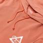 Женская толстовка Tommy Jeans Garment Dyed Logo Hoodie Emberglow фото - 1